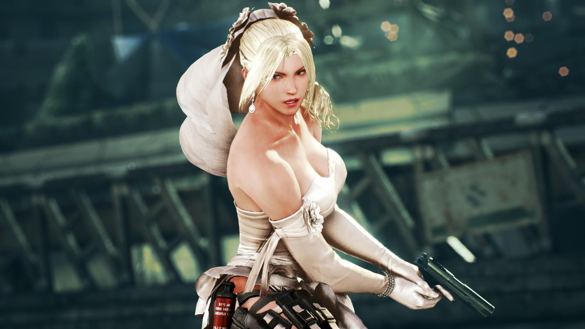 Tekken 7 Costumes New Outfits Tekken 7